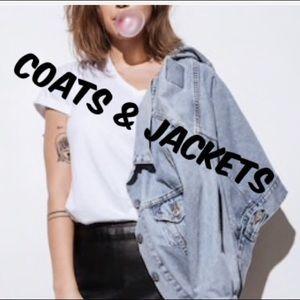 Jackets & Blazers - Coats and Jackets